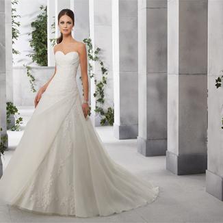 Betaalbare Bruidsmode Bruidsmode Chantal